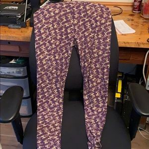 LuLaRoe tall & curvy leggings